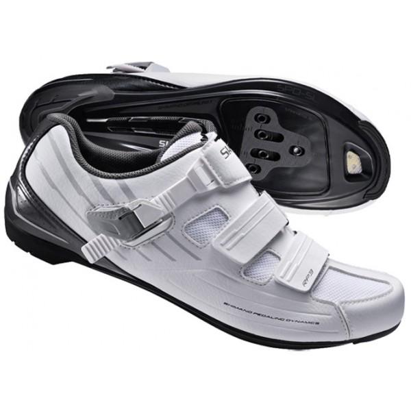 Rojo Shimano Zapatos Carrera Shimano RO78 - Blanco  Gris (Grey)  35 EU RYfBS
