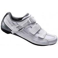 Zapatillas de carretera SHIMANO RP300W - Blanco / Mujer