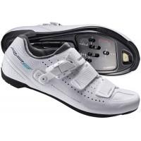 Zapatillas de carretera SHIMANO RP500W - Blanco / Mujer