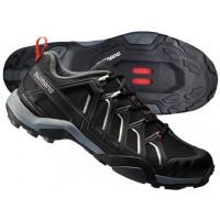 Zapatillas de trekking SHIMANO MT34 - Negro