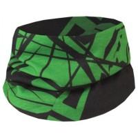 Braga de cuello Endura MTB - Negro/Verde