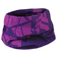 Braga de cuello Endura MTB - Violeta