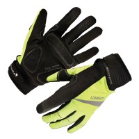 Guantes invierno Endura Luminite - Amarillo Fluor