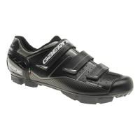 Zapatillas de montaña Gaerne Laser Black (Negras) Wide (anchas)