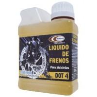Aceite Sintetico DOT 4 Bompar para Frenos de Disco Hidráulicos