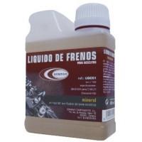 Aceite Mineral Bompar para Frenos de Disco Hidráulico