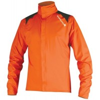 Chaqueta Endura MTR Emergency Shell - Naranja