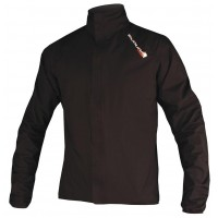 Chaqueta Endura MTR Emergency Shell - Negro