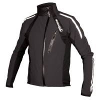 Chaqueta Endura Thermo Windshield - Negro