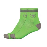 Calcetines Endura Luminite - Verde Fluor