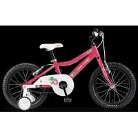 """Bicicleta de montaña 16"""" AGECE Amis - Rosa"""