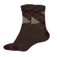 Calcetines Endura Argyll - Burdeos