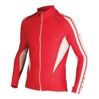 Maillot Térmico Endura FS260-Pro Roubaix - Rojo