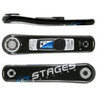 Potenciómetro Stages Power Meter Carbon - FSA BB386Evo y Sram/Race Face BB30