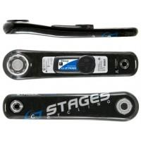 Potenciómetro Stages Power Meter Carbon - FSA BB386Evo y Sram/Race Face BB30