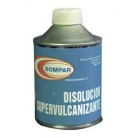 Bote de Disolucion Vulcanizante de Caucho Bompar / 250 ml.