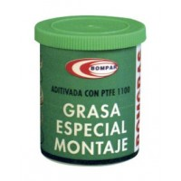 Grasa Verde de Montaje Bompar con PTFE / 70 g.