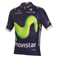 Maillot Oficial Movistar Team Replica / 2016