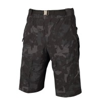 Pantalon Corto Endura Hummvee Short - Negro Camuflaje