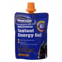 Gel Energético MAXIM Energy Gel / 100 g. - Naranja + Cafeína