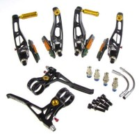 Frenos V-Brake KCNC VB6 Set completo