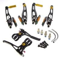 Frenos V-Brake KCNC VB6 Set completo